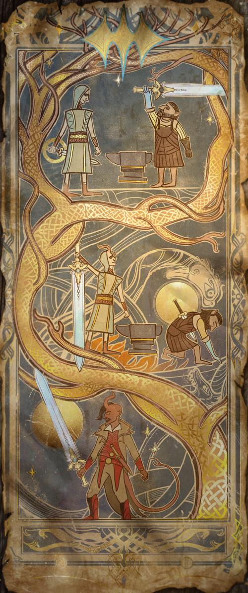 The Trickster-God's Heist