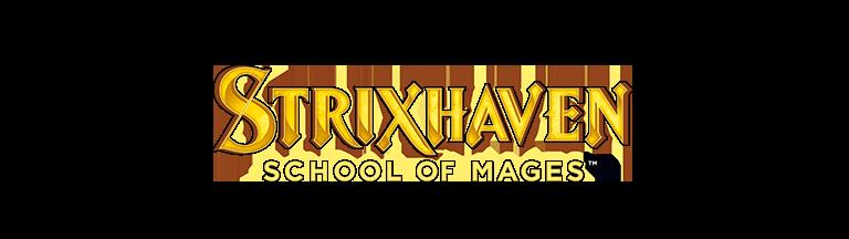 Strixhaven logo