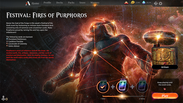 Fires of Purphoros