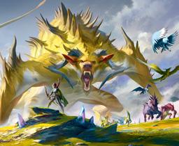 Monsters of Ikoria Avatar