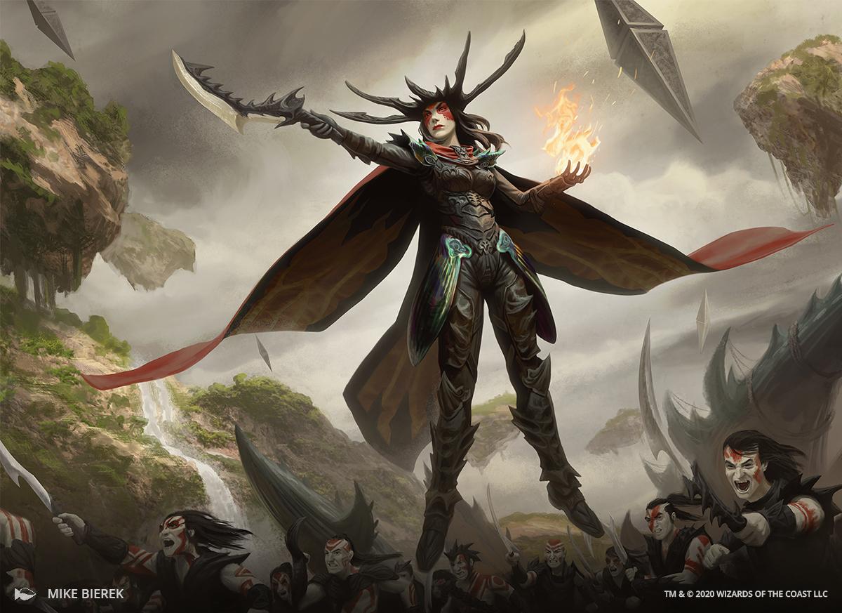 Drana, Liberator of Malakir