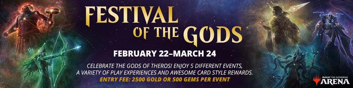 Festival of the gods