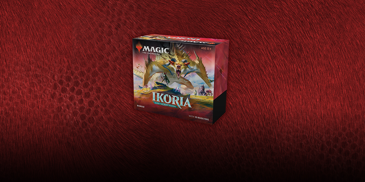 MTG: Ikoria: Lair of Behemoths Bundle -  Wizards of the Coast