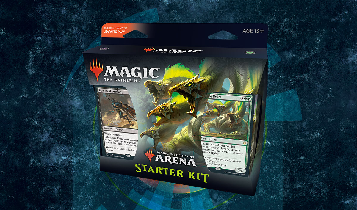 MTG: Core Set 2021 Arena Starter Kit (T.O.S.) -  Wizards of the Coast