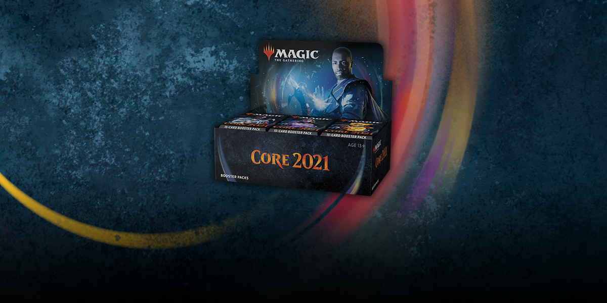 MTG: Core Set 2021 Draft Booster -  Wizards of the Coast