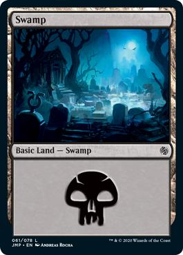Spooky Swamp