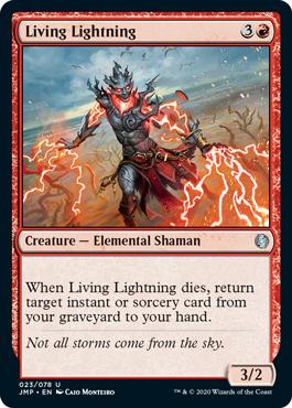 Living Lightning