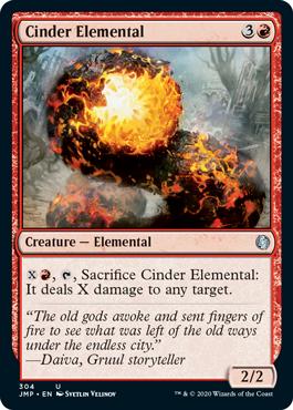 Cinder Elemental