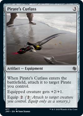 Pirate's Cutlass
