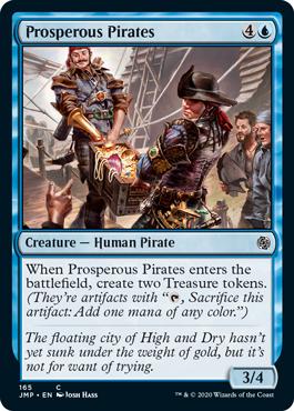 Prosperous Pirates