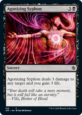 Agonizing Syphon
