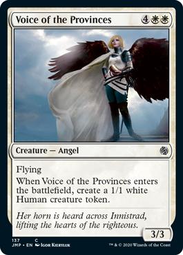 Voice of the Provinces