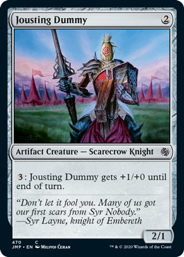 Jousting Dummy