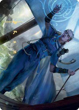 Inga Rune-Eyes Art Card