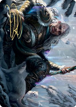 Jorn, God of Winter Art Card