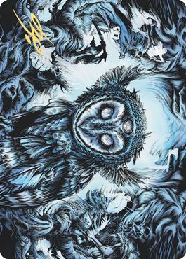 Vega, the Watcher Art Card