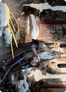Narfi, Betrayer King Art Card
