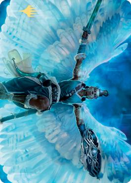 Reidane, God of the Worthy Art Card