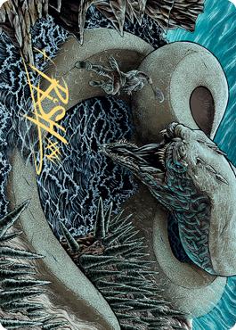 Koma, Cosmos Serpent 2 Art Card