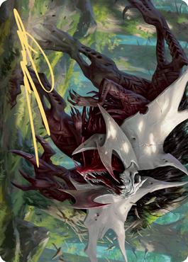 Vorinclex, Monstrous Raider 1 Art Card