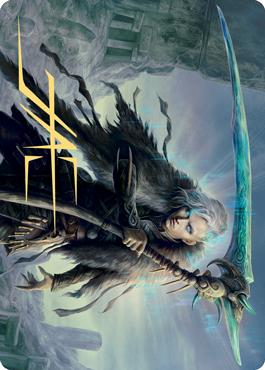 Egon, God of Death Art Card