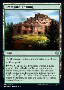 Bretagard-Festung