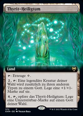 Thyrit-Heiligtum
