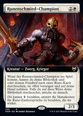 Runenschmied-Champion