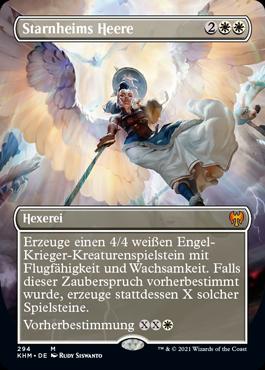 Starnheims Heere