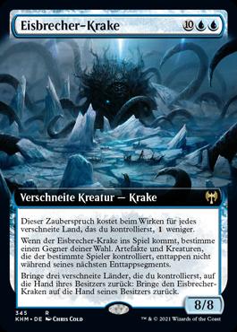 Eisbrecher-Krake