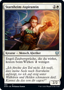 Starnheim-Aspirantin