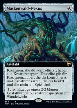 Maskenwald-Nexus