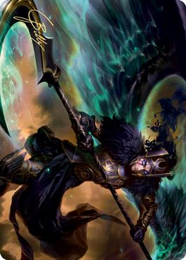 Vengeful Reaper Art Card
