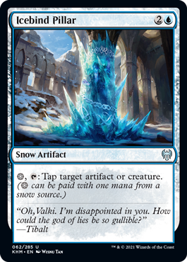 Icebind Pillar