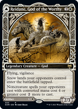 Showcase Reidane, God of the Worthy