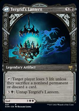 Showcase Tergrid's Lantern