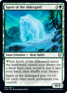 Spirit of the Aldergard