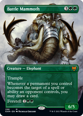 Battle Mammoth