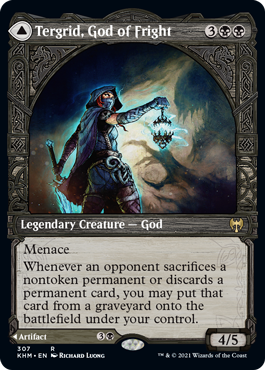 Showcase Tergrid, God of Fright