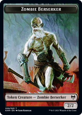 Zombie Berserker
