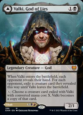 Alternate Valki, God of Lies