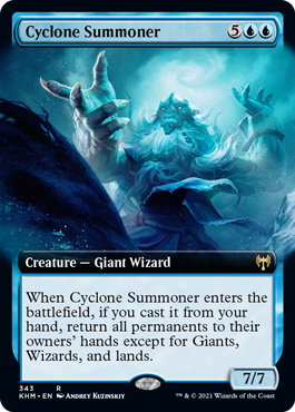 Cyclone Summoner