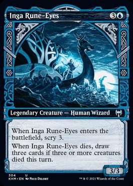Showcase Inga Rune-Eyes