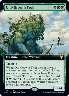 Old-Growth Troll