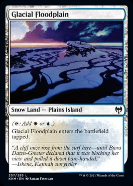 Glacial Floodplain