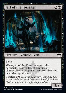 Jarl of the Forsaken