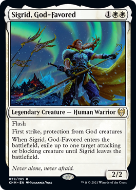 Sigrid, God-Favored