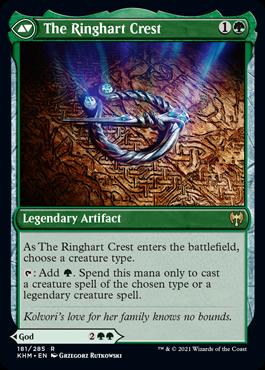 The Ringhart Crest
