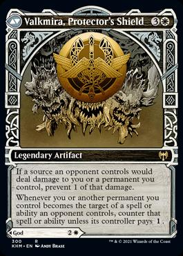 Showcase Valkmira, Protector's Shield