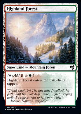 Highland Forest